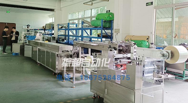 聚酯纤维拭子生产机器